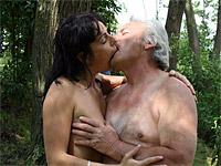 Tina Gabriel aka Sylvia & Bruce
