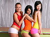 Manuela, Alexa & Ramona